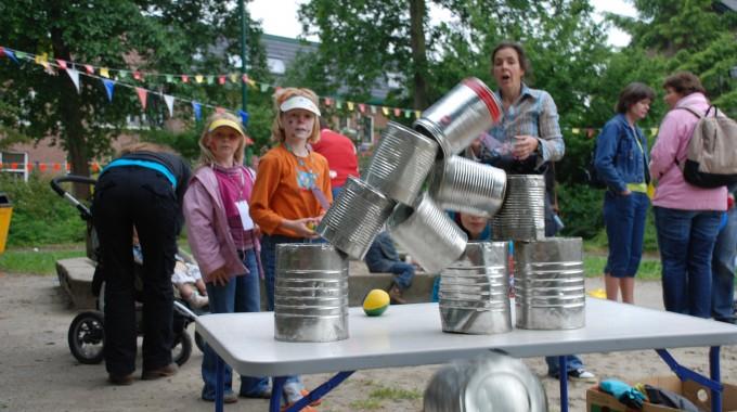 Buitenspeeldag – Spelende Kinderen02